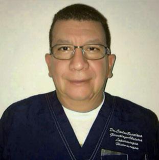 Dr.Carlos Eduardo Escalona Melo